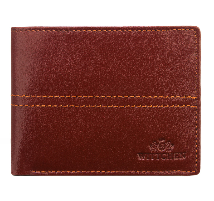Pánska moderná peňaženka.