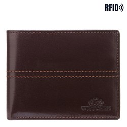 Wallet, dark brown, 14-1-116-L4, Photo 1