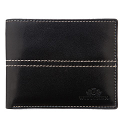Wallet, black, 14-1-117-1, Photo 1