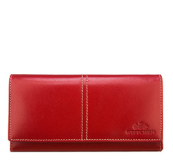 Wallet, red, 14-1-122-3, Photo 1