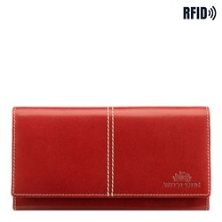 Wallet, red, 14-1-122-L3, Photo 1