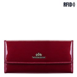 Wallet, burgundy, 14-1L-003-3, Photo 1