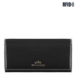 Wallet, black, 14-1L-052-1, Photo 1