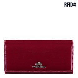 Wallet, burgundy, 14-1L-052-3, Photo 1