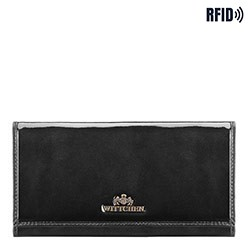 Wallet, black, 14-1L-087-1, Photo 1