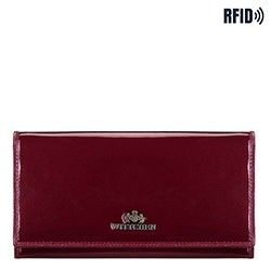 Wallet, burgundy, 14-1L-087-3, Photo 1