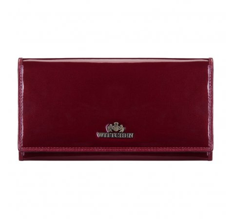Wallet, burgundy, 14-1L-087-1, Photo 1