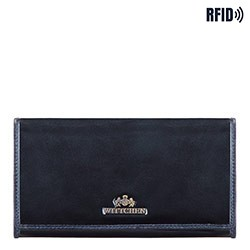 Wallet, navy blue, 14-1L-903-N, Photo 1