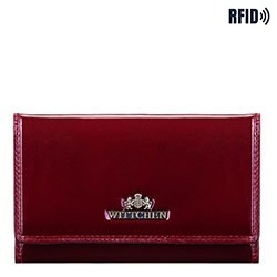 Wallet, burgundy, 14-1L-916-3, Photo 1