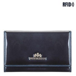 Wallet, navy blue, 14-1L-916-N, Photo 1