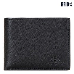Wallet, black, 14-1S-043-1, Photo 1