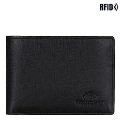 Wallet, black, 14-1S-045-1, Photo 1