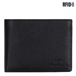Wallet, black, 14-1S-091-1, Photo 1