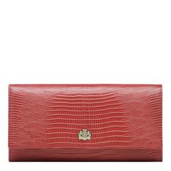 Portfel, czerwony, 15-1-052-3J, Zdjęcie 1