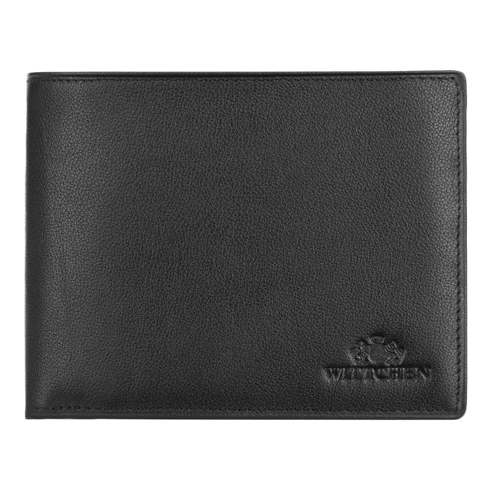 Čierna pánska peňaženka z kolekcie City Leather