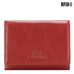 Wallet, red, 21-1-032-L3, Photo 1