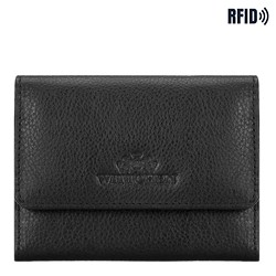 Women's wallet, black, 21-1-034-10L, Photo 1