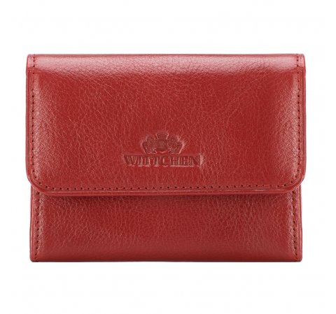 Wallet, red, 21-1-034-L3, Photo 1
