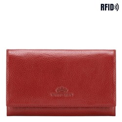 Wallet, red, 21-1-036-L3, Photo 1