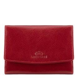 Portfel, czerwony, 21-1-062-30, Zdjęcie 1