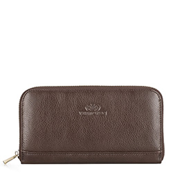 Wallet, brown, 21-1-104-4, Photo 1