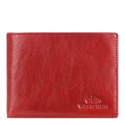 Portfel, czerwony, 21-1-173-3, Zdjęcie 1