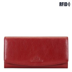 Wallet, red, 21-1-234-3L, Photo 1