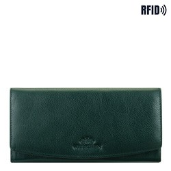 Wallet, green, 21-1-234-ZL, Photo 1
