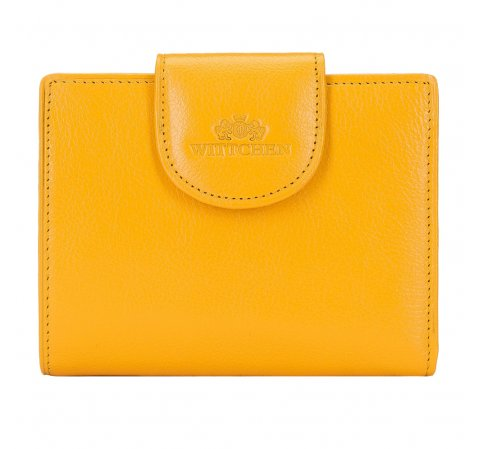 Wallet, yellow, 21-1-362-YL, Photo 1