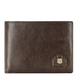 Portfel, brązowy, 22-1-039-4, Zdjęcie 1
