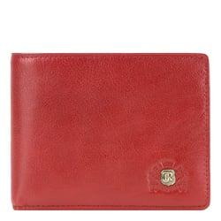 Portfel, czerwony, 22-1-173-3, Zdjęcie 1