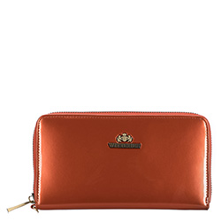 Wallet, orange, 25-1-485-6, Photo 1