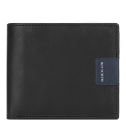 Wallet, black-navy blue, 26-1-119-17, Photo 1