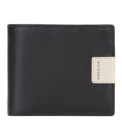 Wallet, black-beige, 26-1-119-19, Photo 1