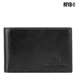 Wallet, black, 26-1-421-1, Photo 1