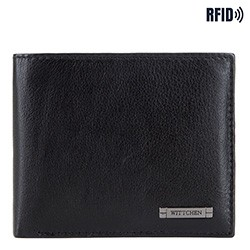 Wallet, black-navy blue, 26-1-426-1N, Photo 1