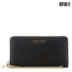 Wallet, black, 26-1-427-1, Photo 1