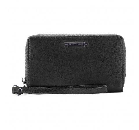 Wallet, black, 26-1-428-3, Photo 1