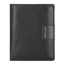 wallet, black-navy blue, 26-1-432-17, Photo 1
