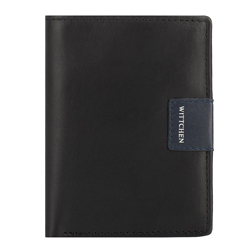 wallet, black-navy blue, 26-1-434-17, Photo 1