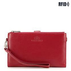 Women's wristlet wallet, red, 26-1-444-3, Photo 1