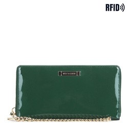 Wallet, green, 26-1L-427-Z, Photo 1