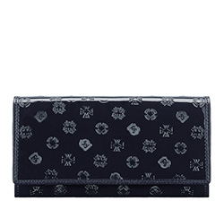 Wallet, navy blue, 34-1-052-NS, Photo 1