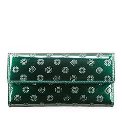 Portfel, ciemny zielony, 34-1-331-0S, Zdjęcie 1