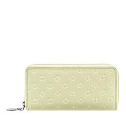 Wallet, ecru, 34-1-393-K, Photo 1