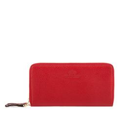 Кожаный кошелек Wittchen 81-1-400-3R, красный 81-1-400-3R