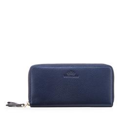 Кожаный кошелек Wittchen 81-1-400-7R, синий 81-1-400-7R