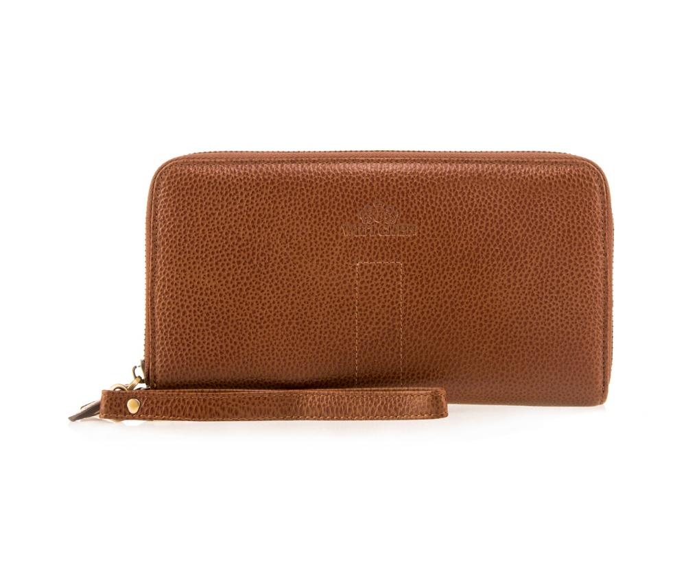 Кожаный кошелек Wittchen 82-1-406-5R, коричневый