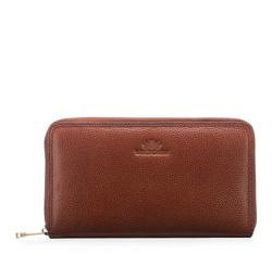 Кожаный кошелек Wittchen 82-1-407-4R, светло-коричневый 82-1-407-4R