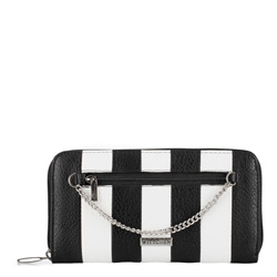 Wallet, black-white, 89-1Y-550-01, Photo 1